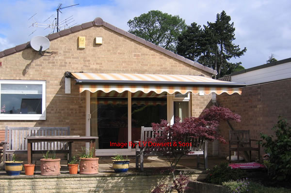 derby based awning business