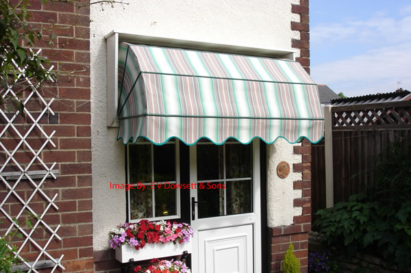 derby window canopy business