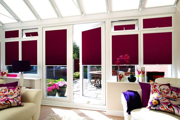 conservatory blind