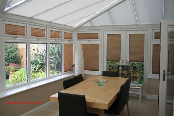 pleated blind supplier