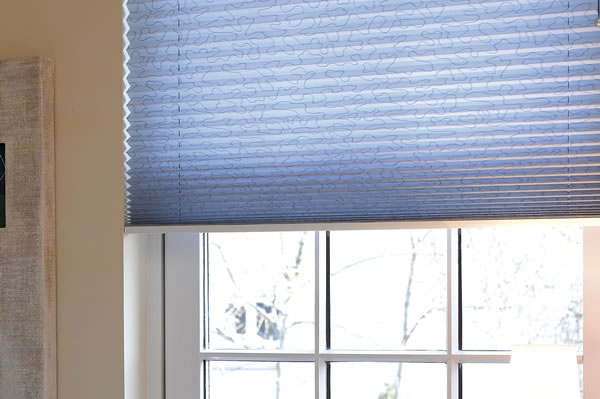 pleated blinds derby