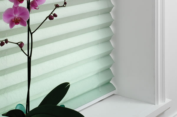 derbyshire based pleated blind company