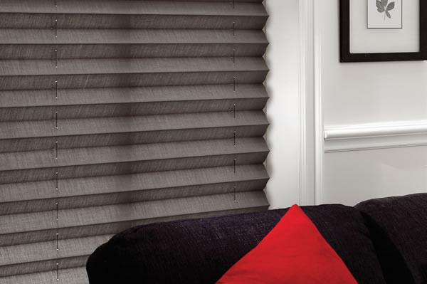 derbyshire based pleated blind business