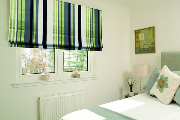 derby made to measure roman blind company