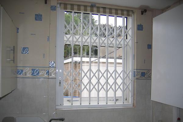 window security sutters