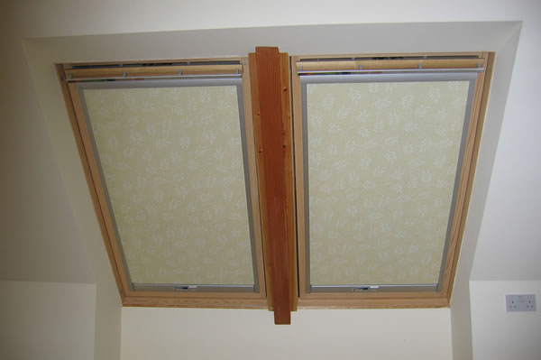 made to measure velux blinds derby