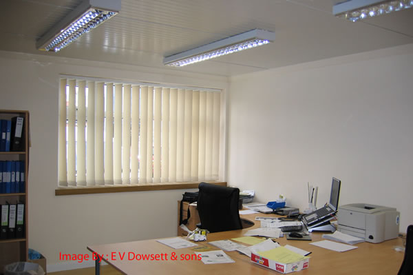 melbourne, derbyshire vertical blind company