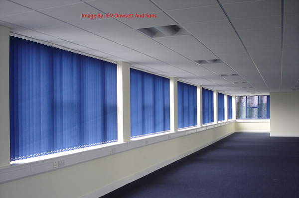 derby based made to measure vertical blind business